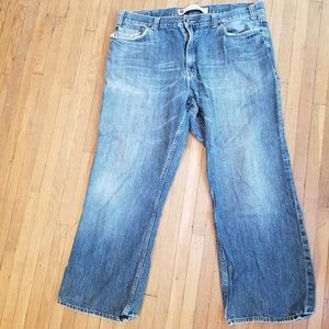 Gap Jeans Loose Straight Fit 38x30